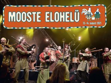 XXII rahvamuusikatöötluste festival Mooste Elohelü