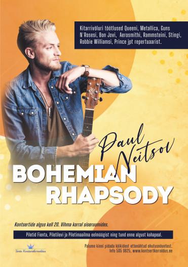 Paul Neitsov Bohemian Rhapsody Folgikoja hoovis